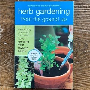 Book – herb gardening from the ground up